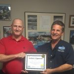 Cliff's Pools and Patios - Owner - Cliff Freyman