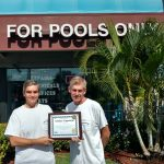 For Pools Only, Owners Danny, Markham, Don Augestein, Wilton Manors