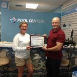 Pool Centers USA - Manager - Brittany Sutton